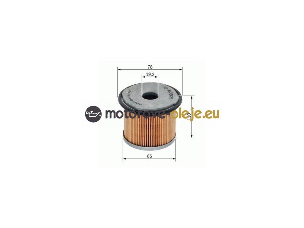 Palivový filter BOSCH F 026 402 007