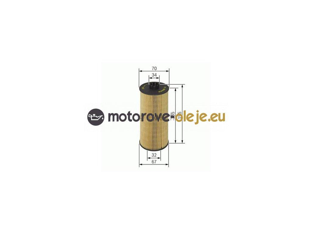 Olejový filter BOSCH 1 457 429 152