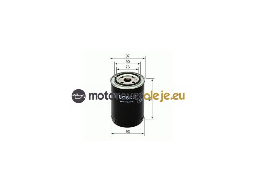 Olejový filter BOSCH 0 451 103 252