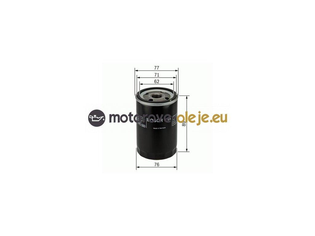 Olejový filter BOSCH 0 451 103 079