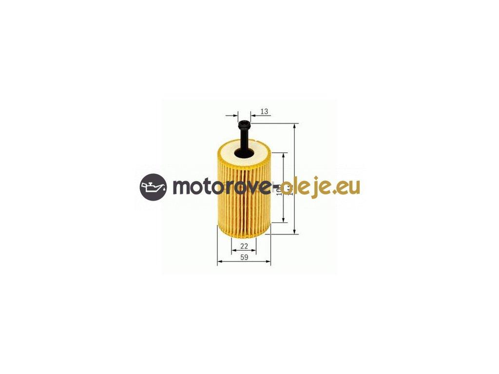 Olejový filter BOSCH 1 457 429 193