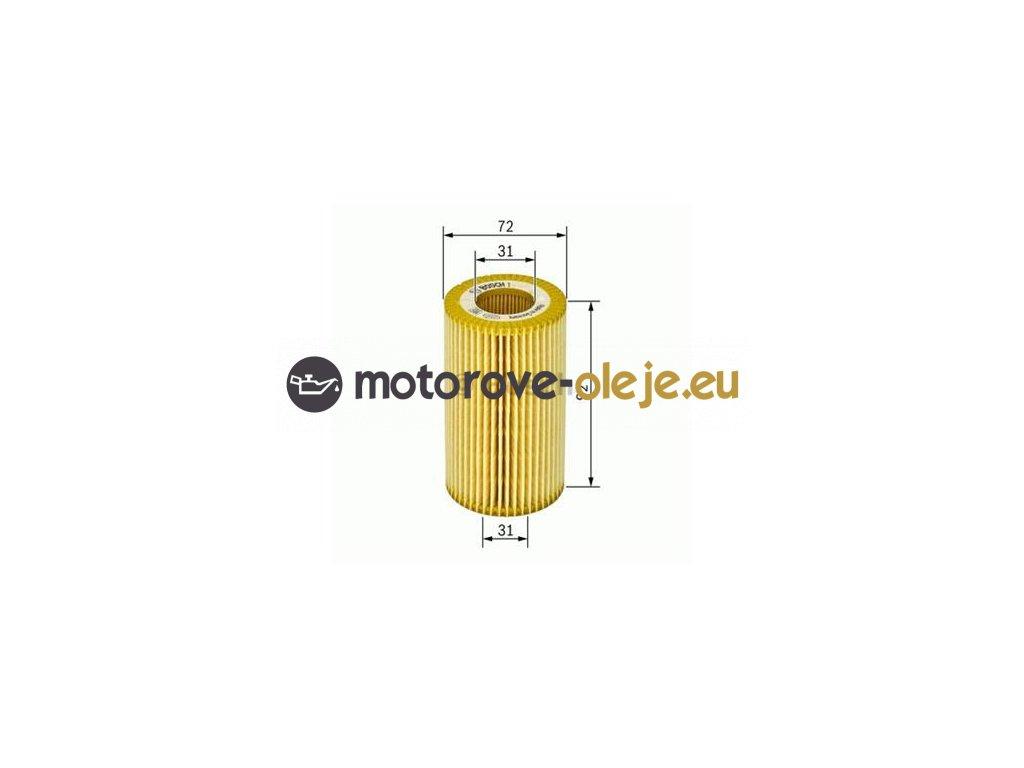 Olejový filter BOSCH 1 457 429 199