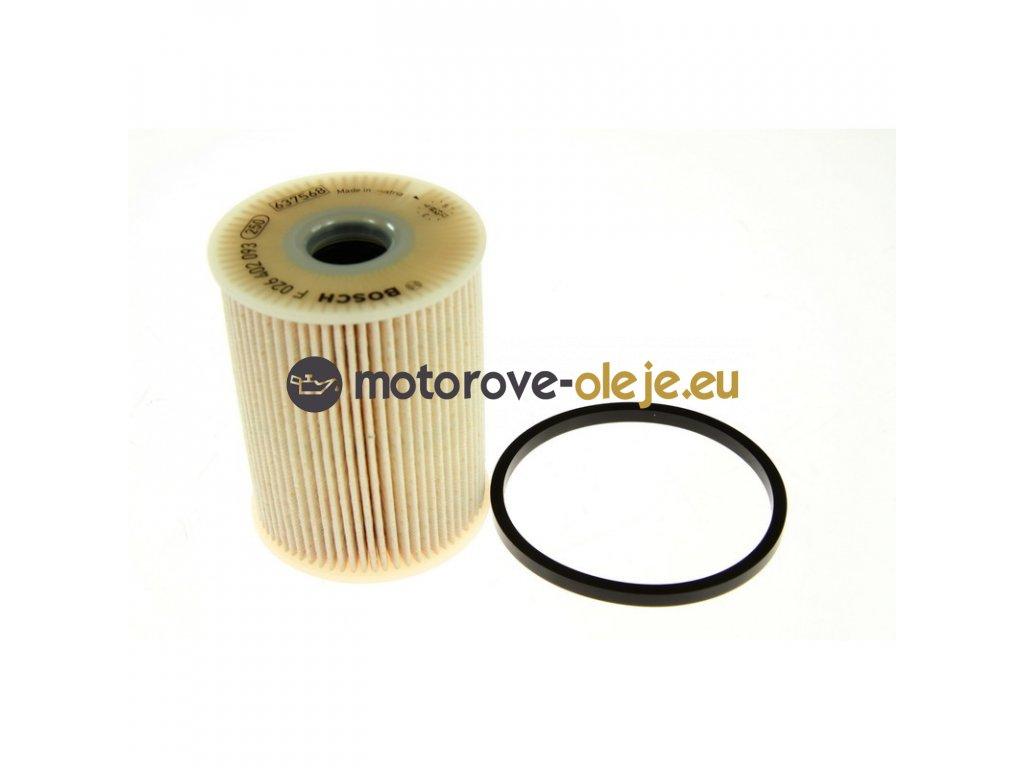Palivový filter BOSCH F 026 402 093