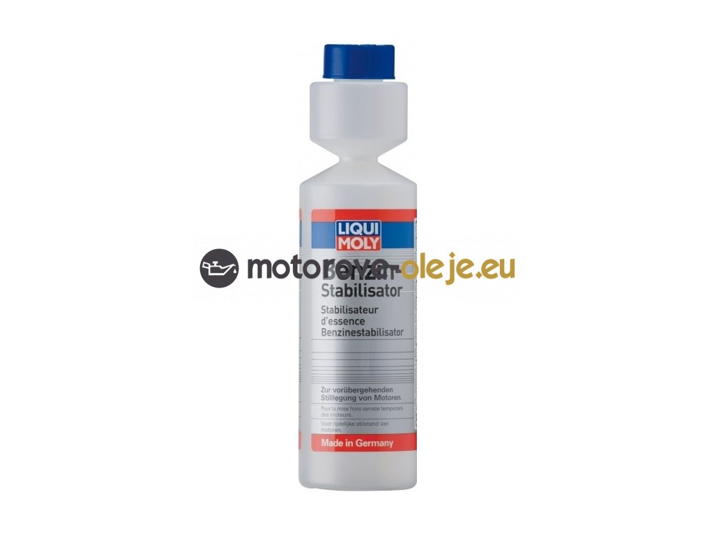 Liqui Moly 5107 Stabilizátor benzínu 250ml