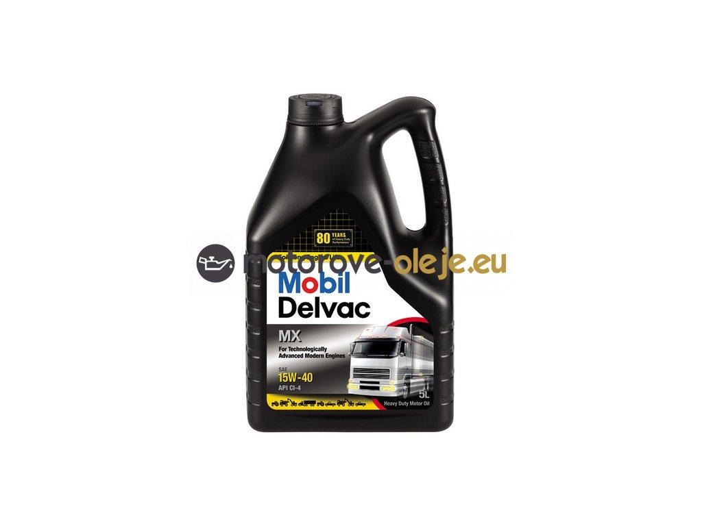 821 mobil delvac mx 15w 40 4l
