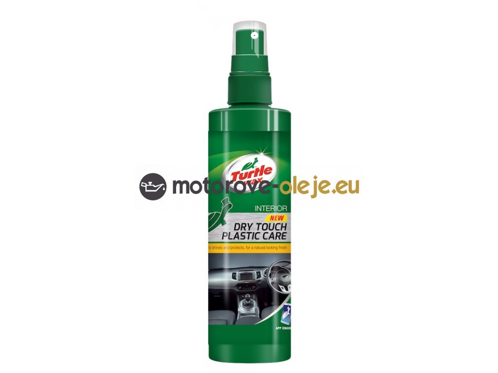 8651 turtle wax dry touch plastic care hlbkovy cistic plastov 300ml