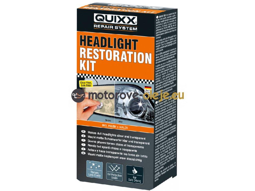 8684 quixx sada na obnovu zazltnutych svetlometov