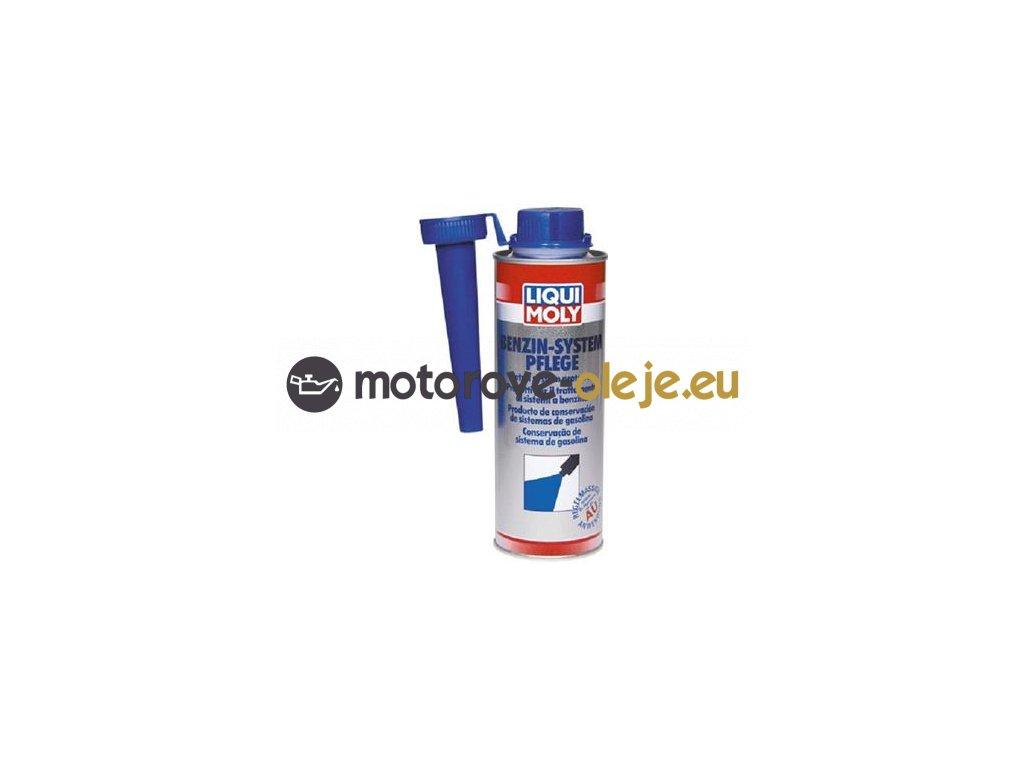 Liqui Moly 5108 Benzin-Systempflege - Údržba benz. systému 300ml