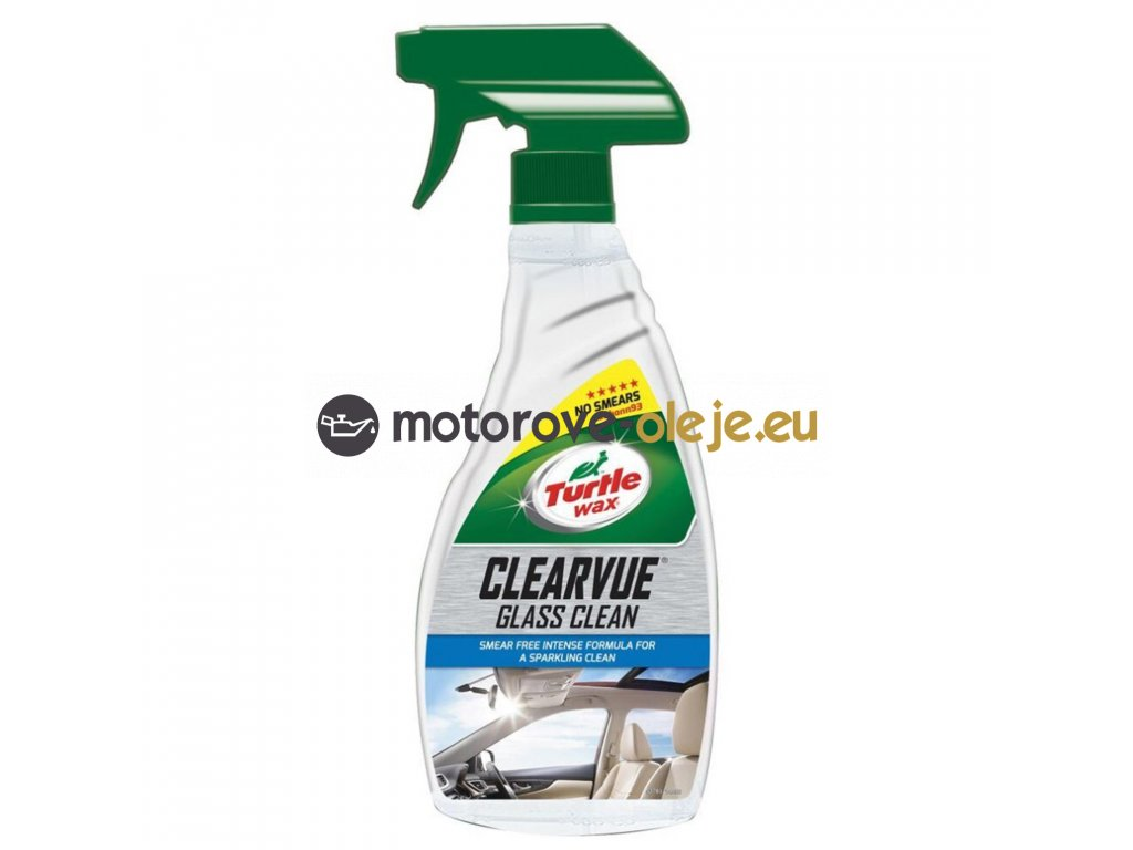 turtle wax gl clearvue glass clean cistic skiel 500ml