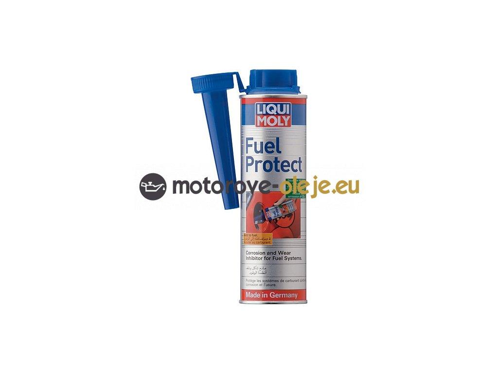 Liqui Moly 2530 - Ochrana benzínového systému 300ml