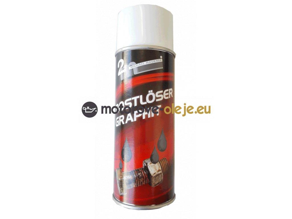 2m Uvolňovač skrutiek - Grafit 400ml