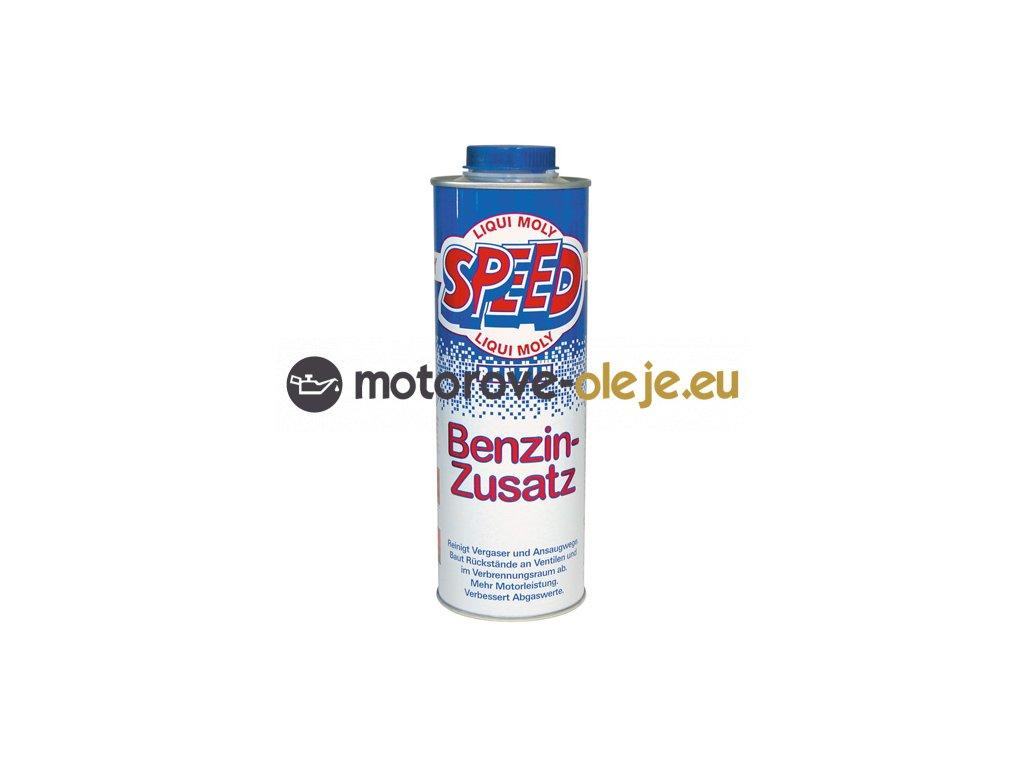 Liqui Moly 5105 SPEED - Prísada do benzínu 1L
