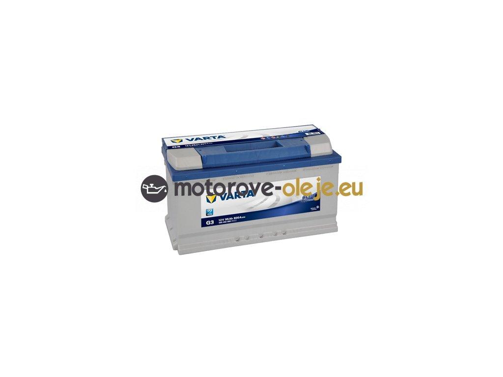 Autobatéria VARTA BLUE Dynamic 12V/95Ah G3