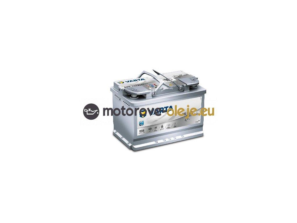 Varta Silver Dynamic 12V/70Ah AGM E39