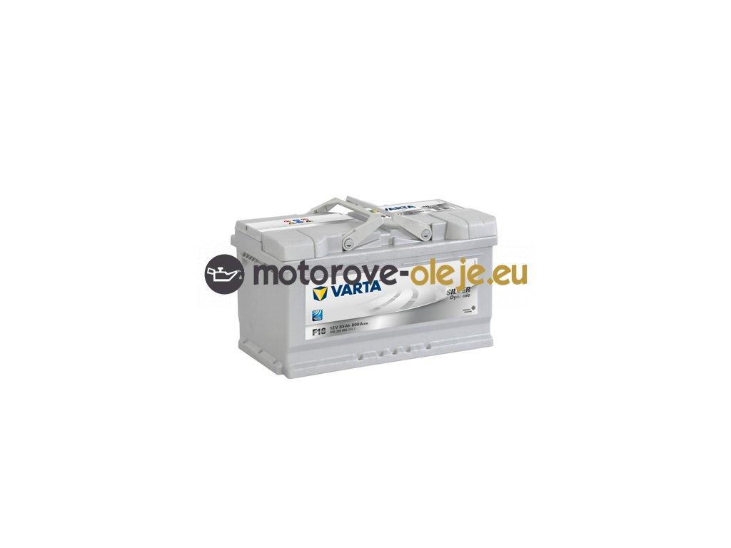 Autobatéria VARTA SILVER Dynamic 12V/85Ah F18