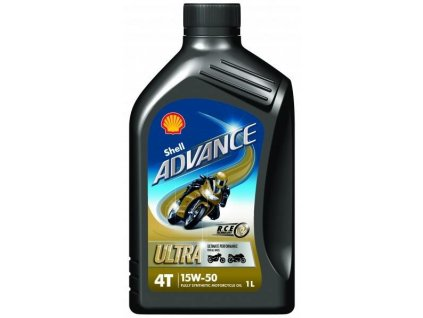 107 shell advance 4t ultra 15w 50 1l