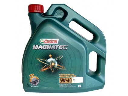 Castrol Magnatec 5W 40 C3 4L