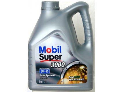 1553 mobil super 3000 formula fe 5w 30 4l
