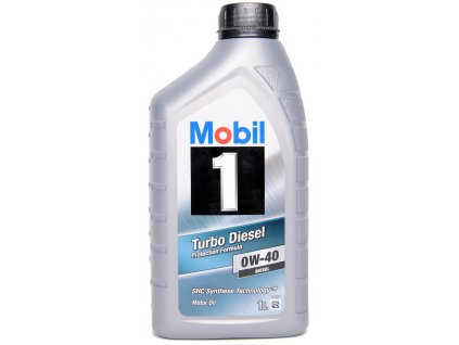 1580 mobil 1 turbo diesel 0w 40 1l