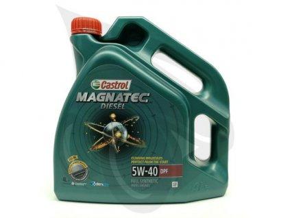 castrol magnatec 5w40 magnatec DPF 4l
