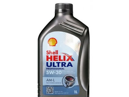 1709 shell helix ultra professional am l 5w 30 1l