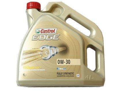 1715 castrol edge titanium fst 0w 30 4l