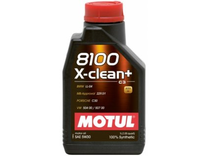 2192 1 motul 8100 x clean 5w 30 1l