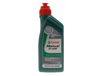 2234 castrol manual ep 80w 1l