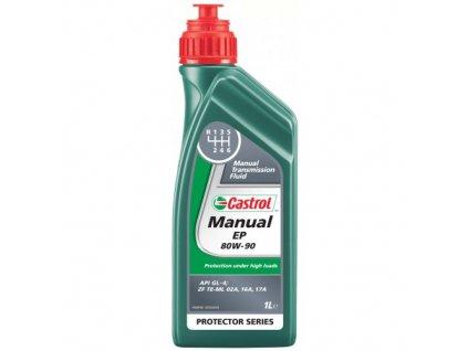 2237 castrol manual ep 80w 90 1l