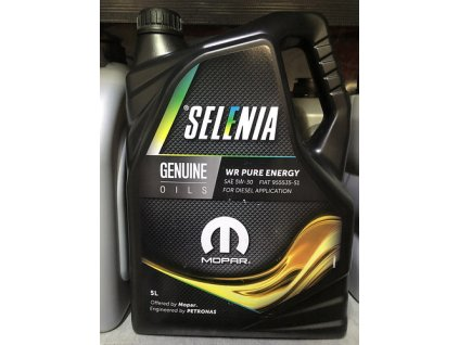 Selenia WR Pure Energy 5W 30 5L