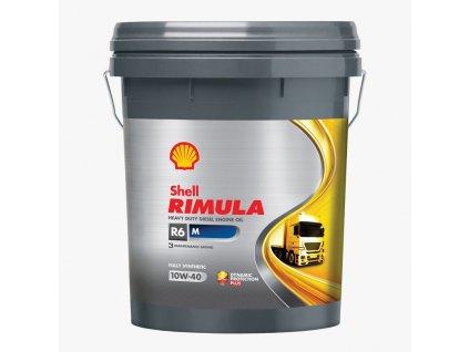263 shell rimula r6 m 10w 40 20 l