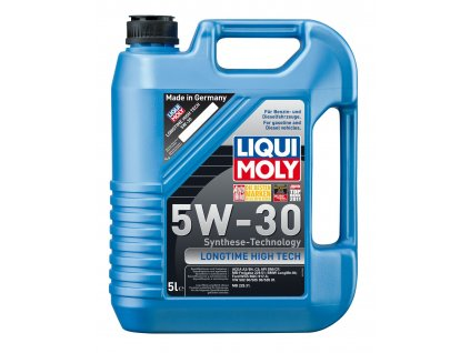 2702 liqui moly longime high tech 5w 30 5l