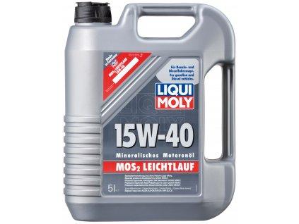 2735 liqui moly mos2 leichtlauf 15w 40 5l