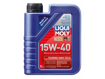 2738 liqui moly touring high tech 15w 40 1l