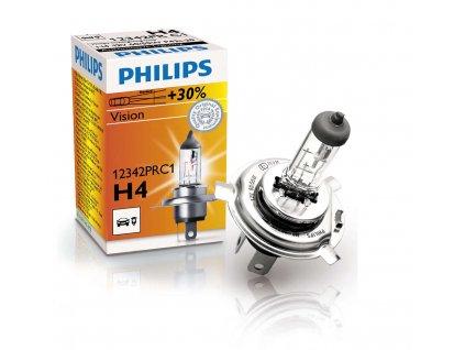 Žiarovka Philips H4 12V 60/55W 12342PRC1