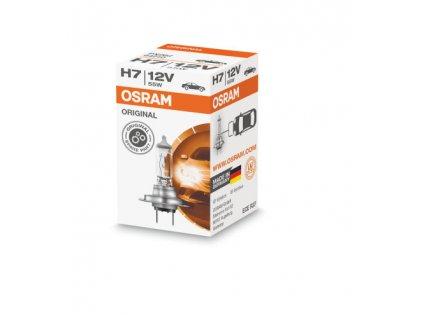 Autožiarovka Osram H7 12V 55W 64210SUP