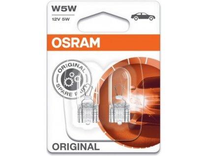 Autožiarovka Osram W5W 12 5W 2825-02B