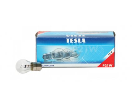 Autožiarovka TESLA P21W 12V B52101
