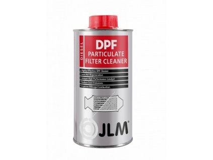 jlm particulate filter cleaner patentovany cistic DPF FAP