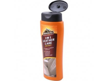 28856 armor all leather care cistenie a osetrenie koze 250ml