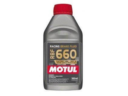 MOTUL Racing Brake Fluid 660 500ml
