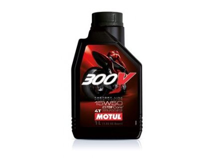 2978 1 motul 300v fl road racing 15w 50 1l