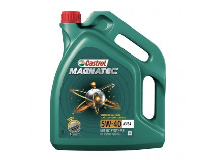 Castrol Magnatec 5W 40 A3 B4 5L