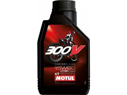 3005 1 motul 300v off road 15w 60 1l