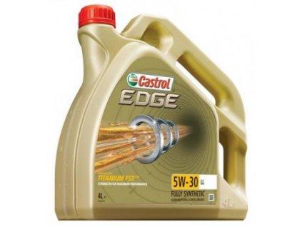 3077 castrol edge fst titanium 5w 30 ll 4l