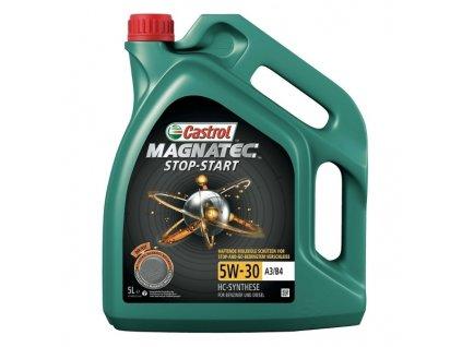 3107 castrol magnatec stop start 5w 30 a3 b4 4l