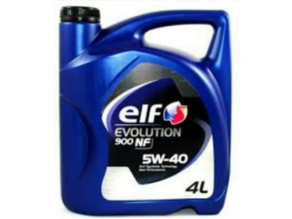 3125 elf evolution 900 nf 5w 40 4l