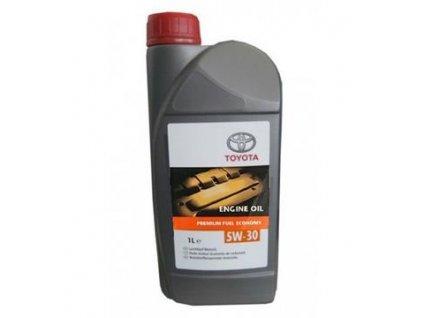 3263 toyota premium fuel economy 5w 30 1l