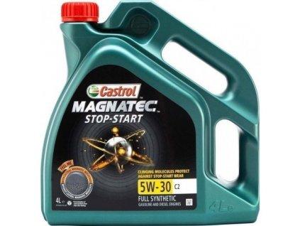 castrol magnatec stop start 5w 30 c2 4l