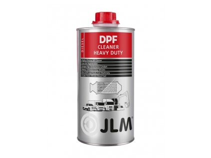 296 jlm dpf cleaner heavy duty 1l cistic dpf
